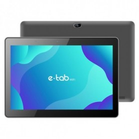 TABLET MICROTECH e-tab WiFi ETW101GT/B 10,1  1280x800 QC A53 1.6GHz 4GB eMMC32GB 8+5Mpx Android 10